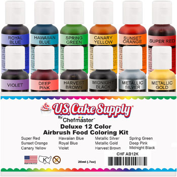 Best Airbrush Kits for Cake Decorating (Dec, 2019)