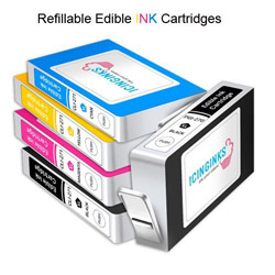 Edible ink Cartridges