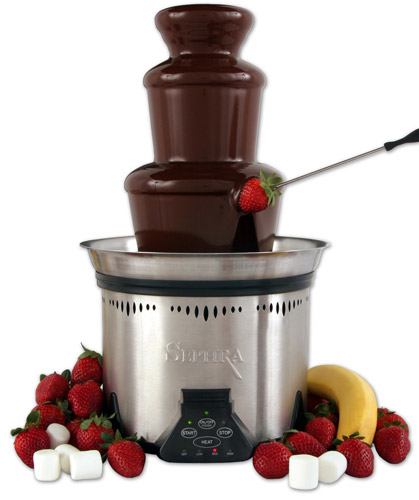 Sephra Elite Chocolate Fountain for Home