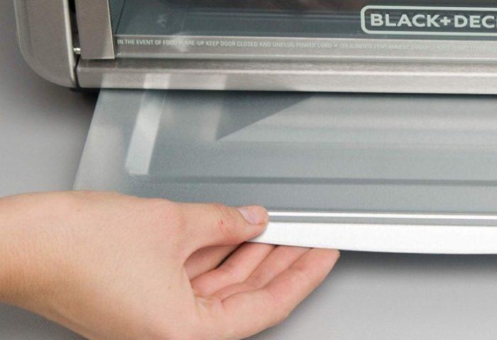 BLACK+DECKER Countertop Convection Toaster Oven