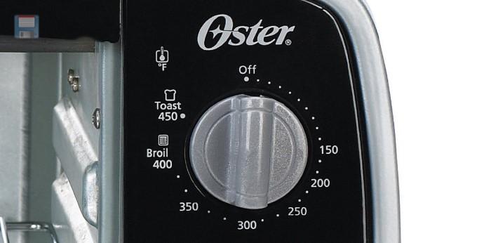 Oster Toaster Oven, 4 Slice TSSTTVVG01