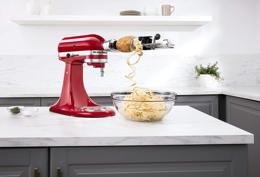 KitchenAid KSM1APC Spiralizer Review What You Need to Know