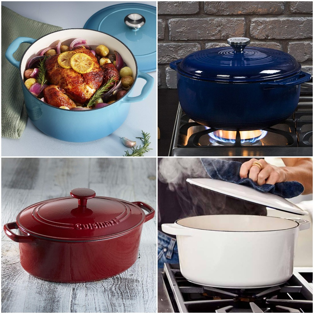 What's a Cheaper Alternative to the Le Creuset Dutch Oven?